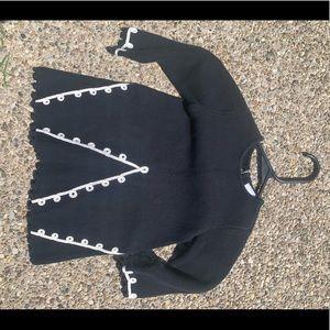 Hanna Anderson sweater dress